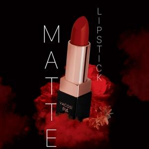 Son lì mịn môi VACOSI Color Matte Lipstick