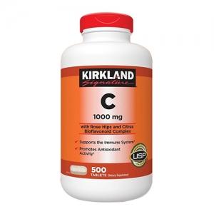 Viên uống bổ sung Vitamin C Kirkland USA