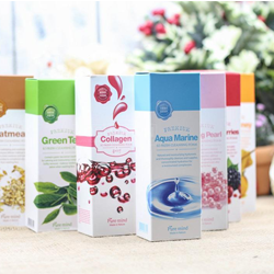 Sữa rửa mặt collagen Pure Mind Collagen So Fresh Cleansing Foam