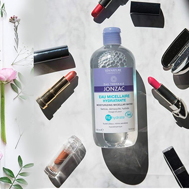 Nước Tẩy Trang Eau Thermale Jonzac Rehydrate Moisturizing Micellar Water