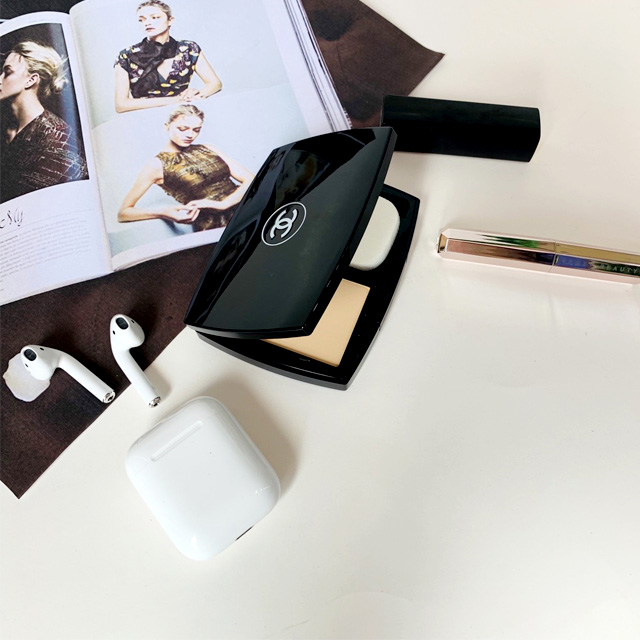 Phấn Phủ Chanel Le Teint Ultra SPF 15 Pháp