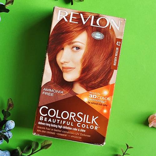 Thuốc nhuộm tóc Revlon Colorsilk