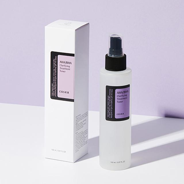 Nước hoa hồng Cosrx AHA/BHA Clarifying Treatment Toner 150ml