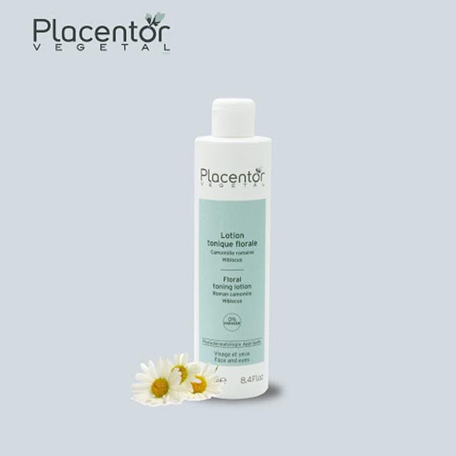 Nước hoa hồng Placentor Vegetal Floral Toning Lotion 250ml